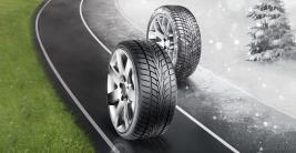 Кога се сменят зимните гуми с летни